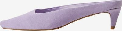MANGO Schuh 'Sumire' in lila, Produktansicht