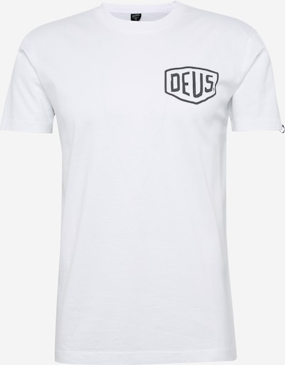 DEUS EX MACHINA Shirt 'Venice AddressClassics' in de kleur Zwart / Wit, Productweergave