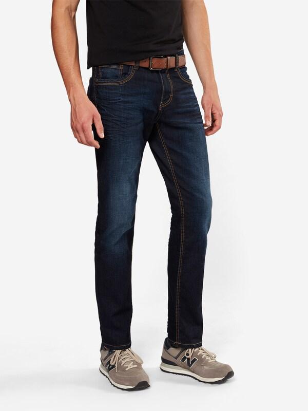 TOM TAILOR Jeans 'Denim Marvin Straight'