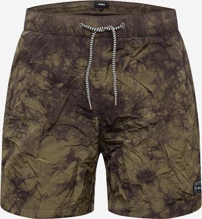 tigha Shorts 'Kamon' in khaki, Produktansicht