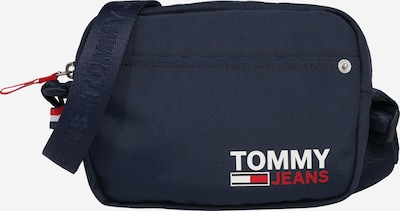 Tommy Jeans Sac à bandoulière en bleu marine, Vue avec produit