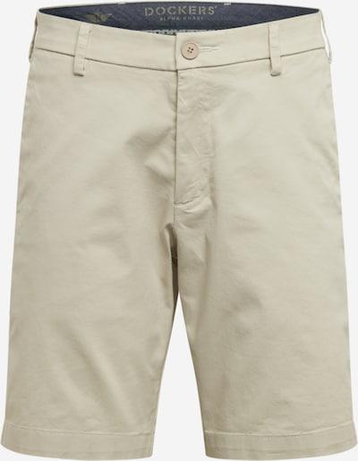 Dockers Pantalon chino en sable, Vue avec produit