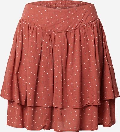 JACQUELINE de YONG Sukně 'JDYCARO' - oranžově červená, Produkt