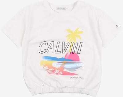 Calvin Klein Jeans Koszulka 'CALVIN GRAPHIC SS T-SHIRT' w kolorze białym, Podgląd produktu