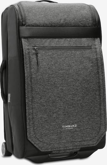 TIMBUK2 Trolley in graumeliert / schwarz, Produktansicht
