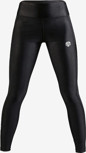 MOROTAI Leggings 'Mesh Frame Tights' in schwarz, Produktansicht