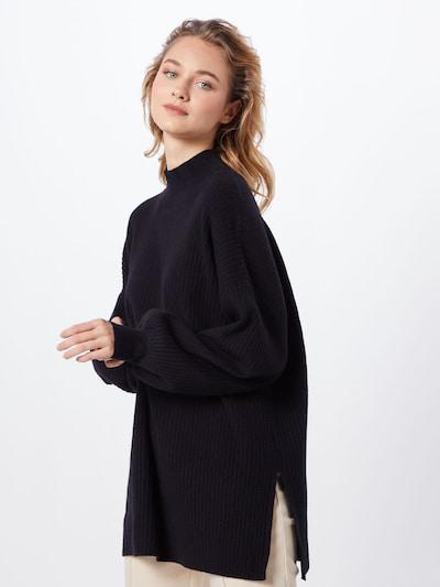 SELECTED FEMME Pullover in schwarz, Modelansicht