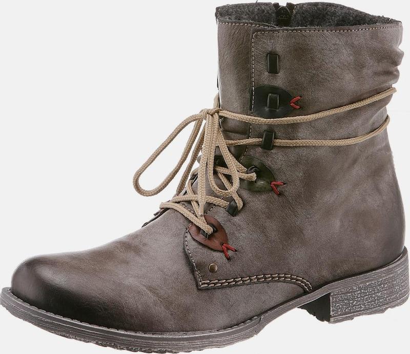RIEKER Schnürboots Verschleißfeste billige Hohe Schuhe Hohe billige Qualität d30a3a