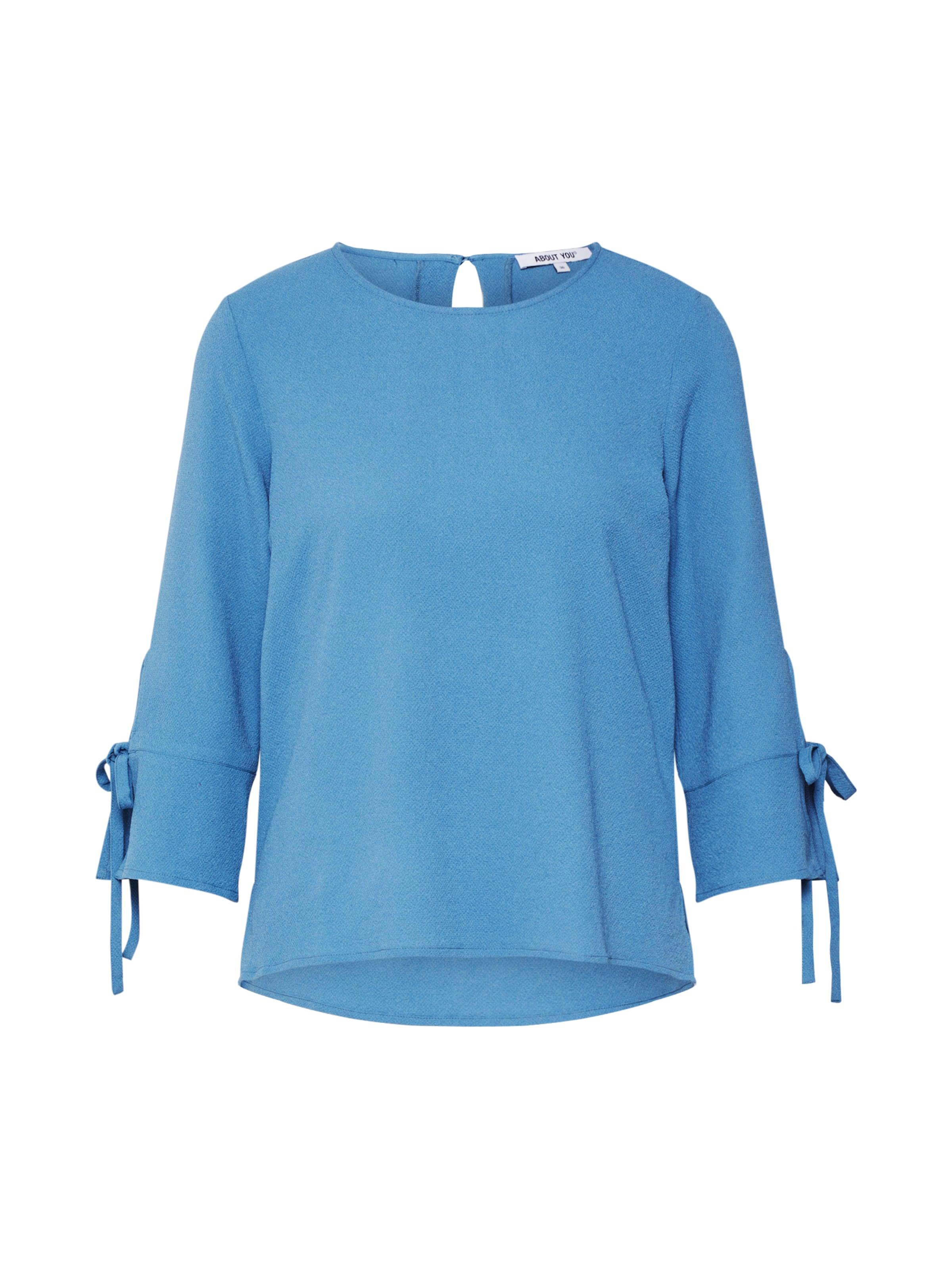 ABOUT YOU Blúz 'Josina' kék színben