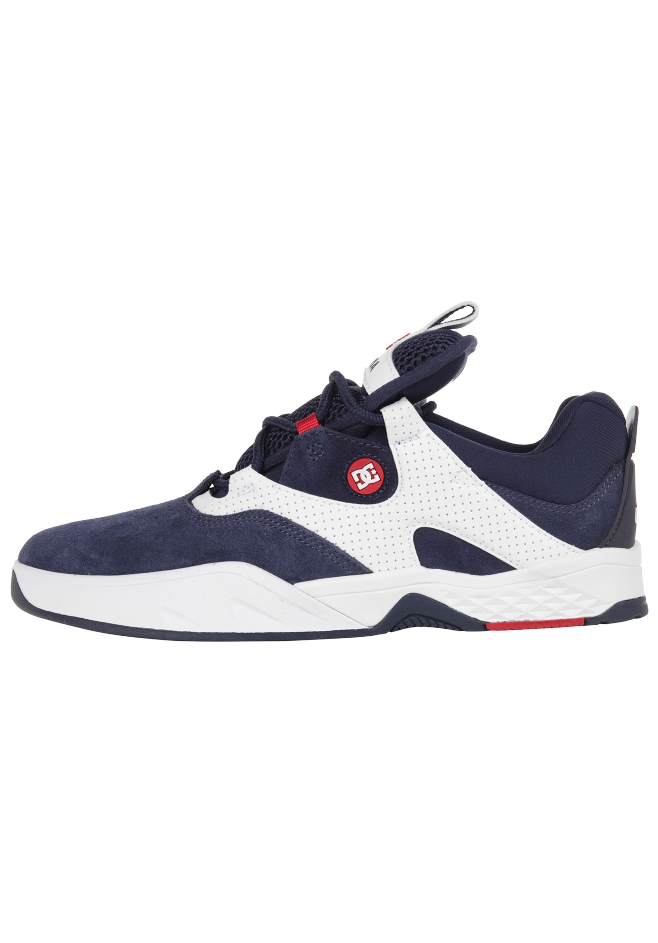 'kalis Sneaker Dc Shoes MarineWeiß S' In n0wkOP