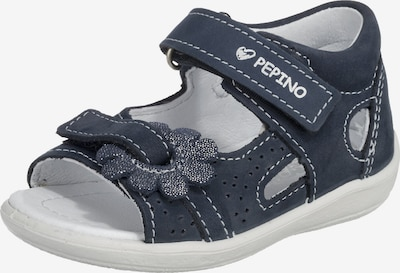 Pepino Sandalen 'Silvi' in kobaltblau, Produktansicht