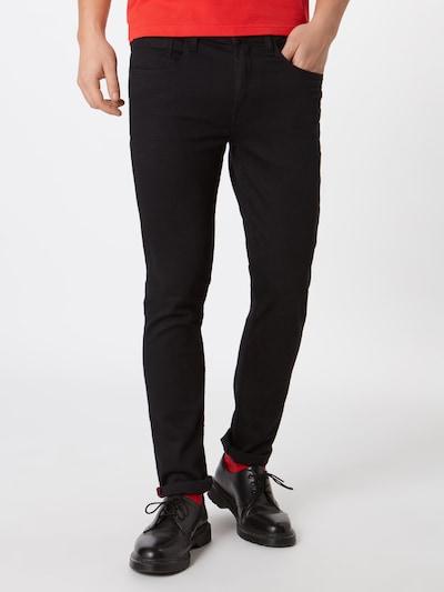 BLEND Džíny - černá džínovina, Model/ka