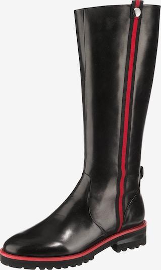 tizian Stiefel 'Dallas 206' in rot / schwarz, Produktansicht