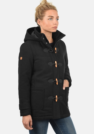 DESIRES Wintermantel in schwarz, Produktansicht