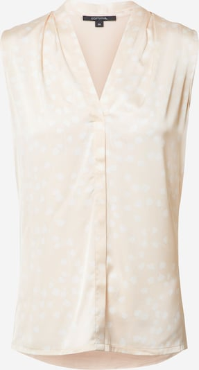 COMMA Top in beige, Produktansicht