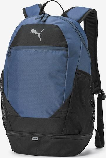 PUMA Rucksack 'Vibe' in blue denim / schwarz, Produktansicht
