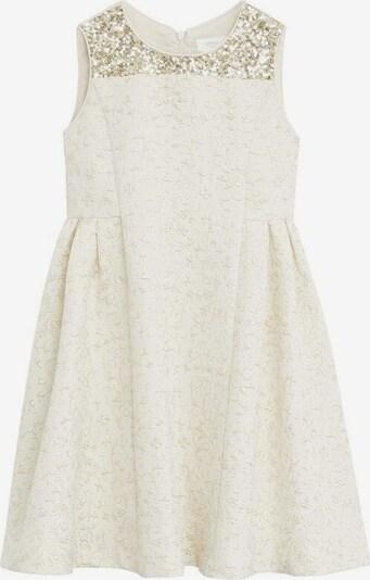 MANGO KIDS Kleid 'Piscis' in creme / nude, Produktansicht