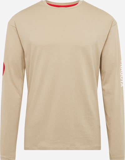 Only & Sons T-Shirt 'ONSNAGOYA' en sable, Vue avec produit