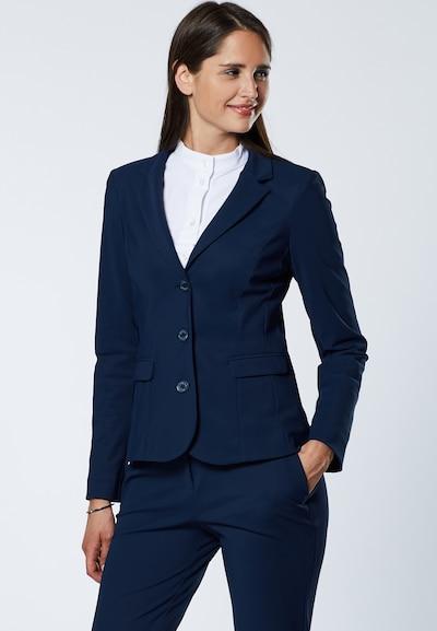 EVITA Blazers in de kleur Blauw / Navy: Vooraanzicht