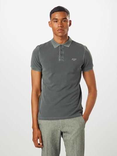 JOOP! Jeans Poloshirt ' Ambrosio' in grau: Frontalansicht