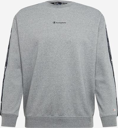 Champion Authentic Athletic Apparel Sweatshirt in de kleur Donkergrijs, Productweergave