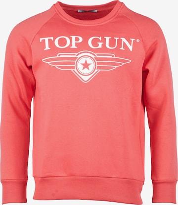 TOP GUN Sweatshirt 'Soft' in Pink