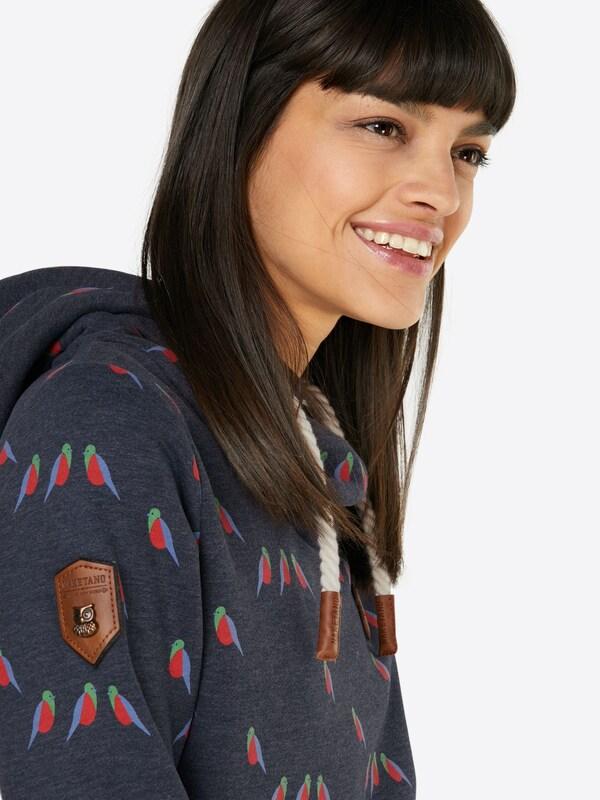 naketano Sportlicher Pullover