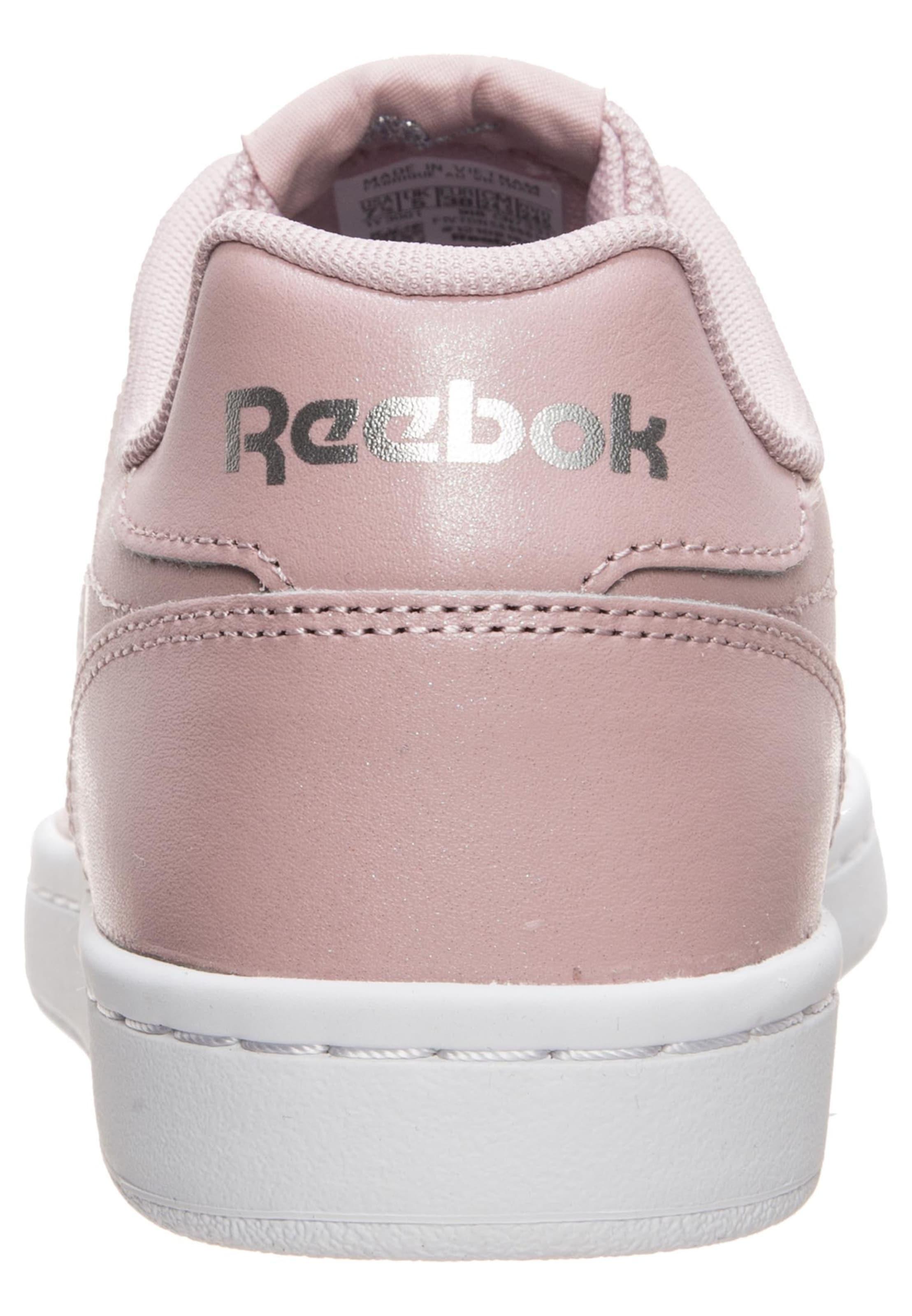 Basses En Reebok Baskets Classic RoseBlanc j34RL5A