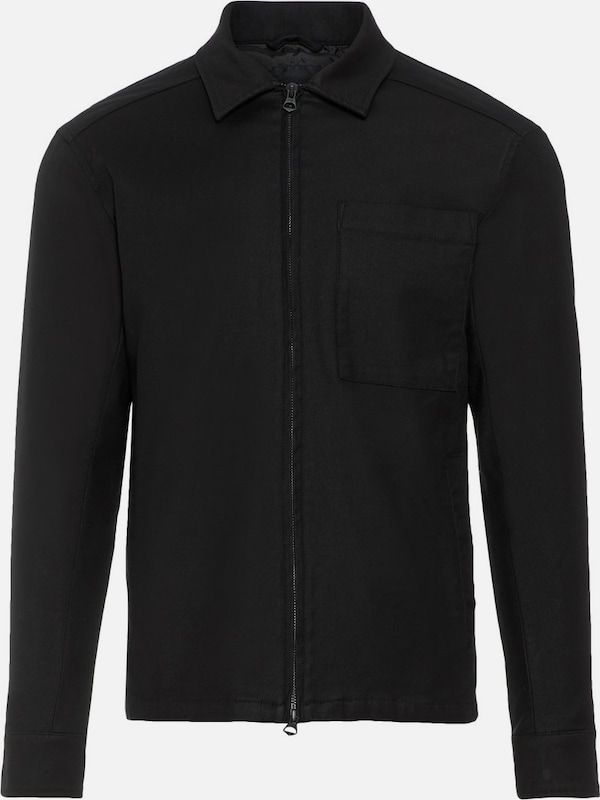 J.Lindeberg Jacke 'Beak Drape' in schwarz  Neue Kleidung in dieser Saison