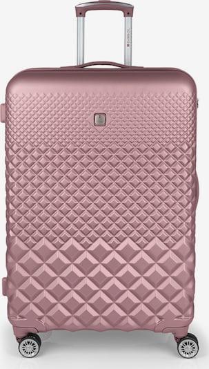 Gabol Trolley 'Oporto 4-Rollen' in pink, Produktansicht