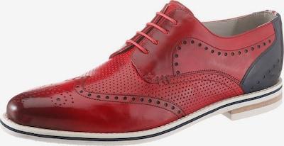MELVIN & HAMILTON Schuh 'Scott 2' in rot, Produktansicht