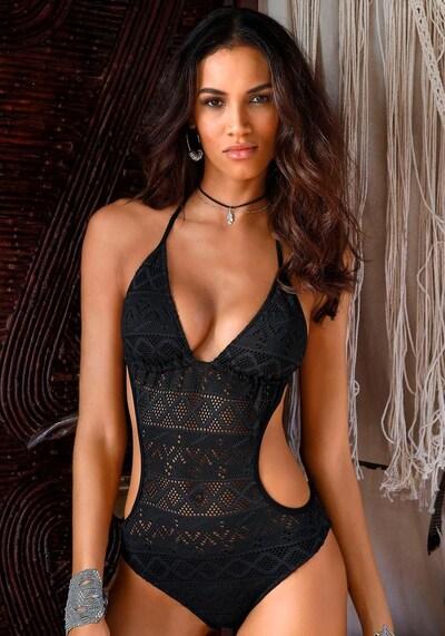 LASCANA Monokini in schwarz, Modelansicht