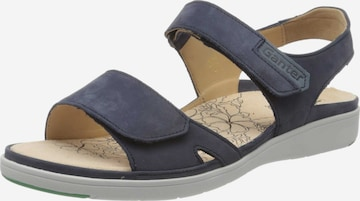 Ganter Sandale in Blau