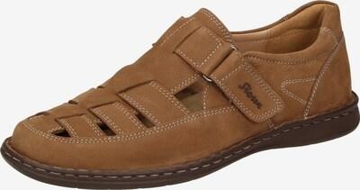 SIOUX Sandale 'Elcino-191' in braun, Produktansicht