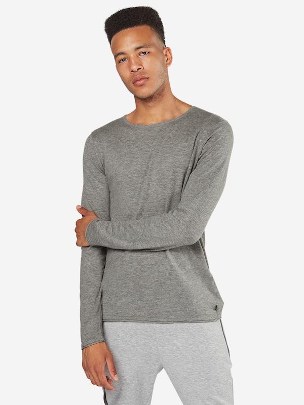 TOM TAILOR Longsleeve 'fine knitted longsleeve'