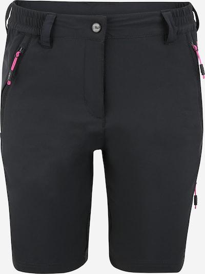 Pantaloni outdoor CMP pe albastru închis, Vizualizare produs