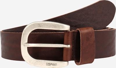 ESPRIT Gürtel 'Fiona' in dunkelbraun, Produktansicht