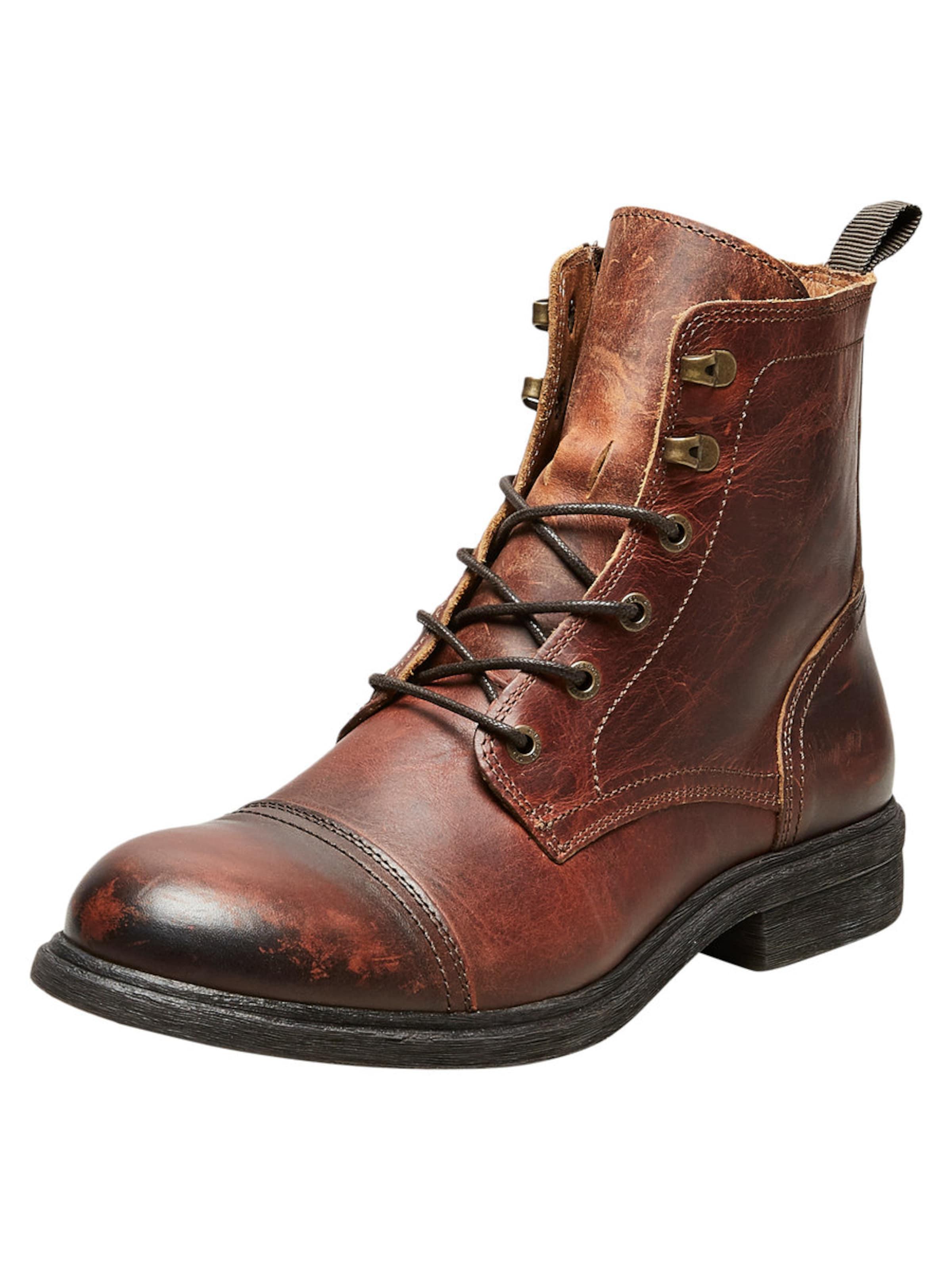 SELECTED HOMME Schnürstiefelettte Günstige und langlebige Schuhe