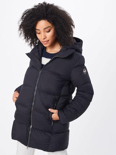 Palton de iarnă Colmar pe negru, Vizualizare model