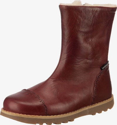 Bundgaard Boots 'Tessa' in Wine red, Item view