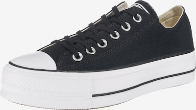 CONVERSE Sneakers low 'CHUCK TAYLOR ALL STAR LIFT - OX' in Black, Item view