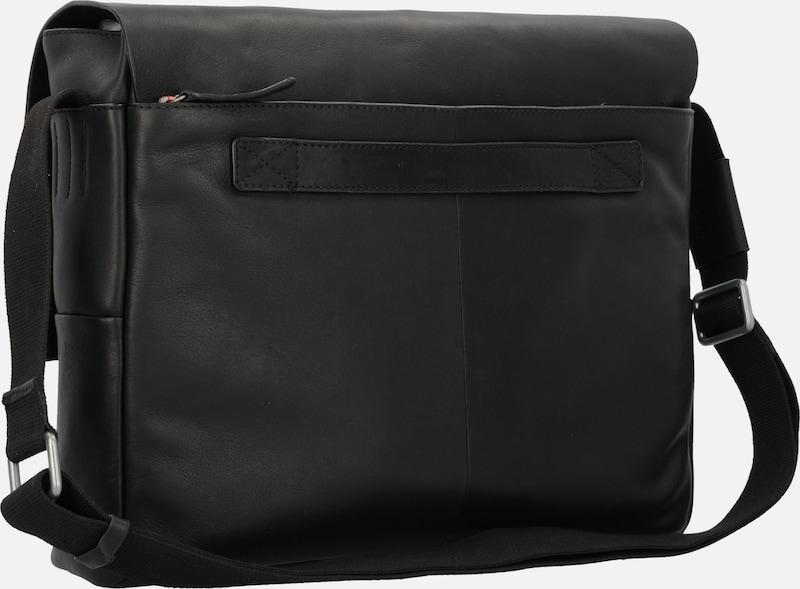 Strellson Turnham Messenger Leather 40cm Laptop Compartment