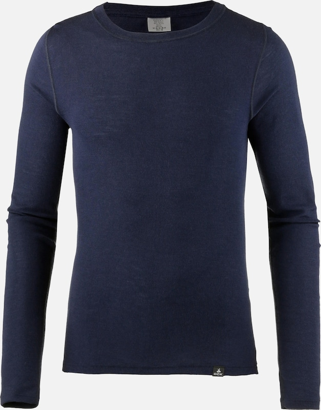 OCK Shirt in navy: Frontalansicht