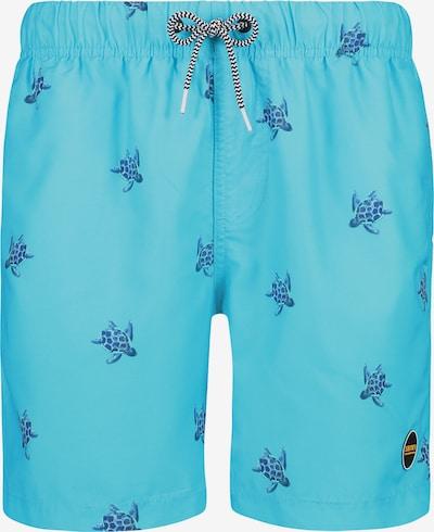 Shiwi Szorty kąpielowe do kolan 'Turtle' w kolorze niebieskim, Podgląd produktu