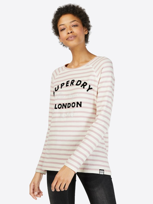 Superdry Pullover 'APPLIQUE'