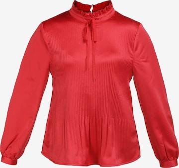 MYMO Blus i röd