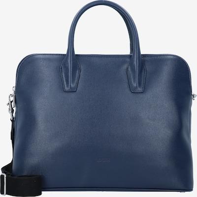 BREE Aktentasche in dunkelblau, Produktansicht