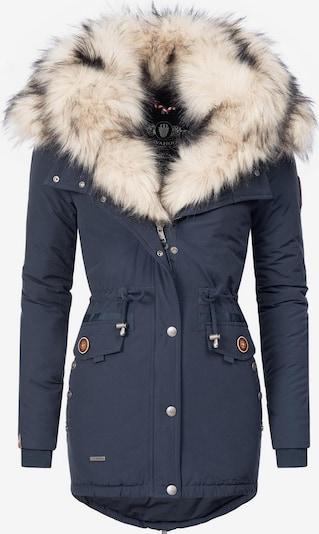 NAVAHOO Зимно палто 'Sweety' в синя тинтява, Преглед на продукта