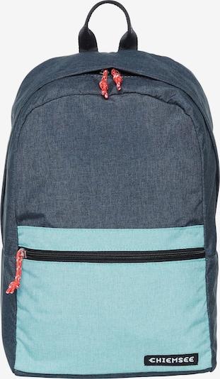 CHIEMSEE Rucksack in aqua / himmelblau, Produktansicht