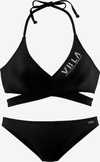 VENICE BEACH Triangel-Bikini in schwarz, Produktansicht
